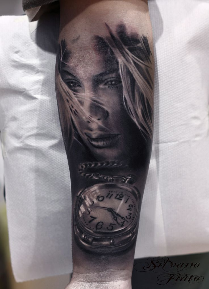 Silvano Fiato - Eternal Tattoo Studio
