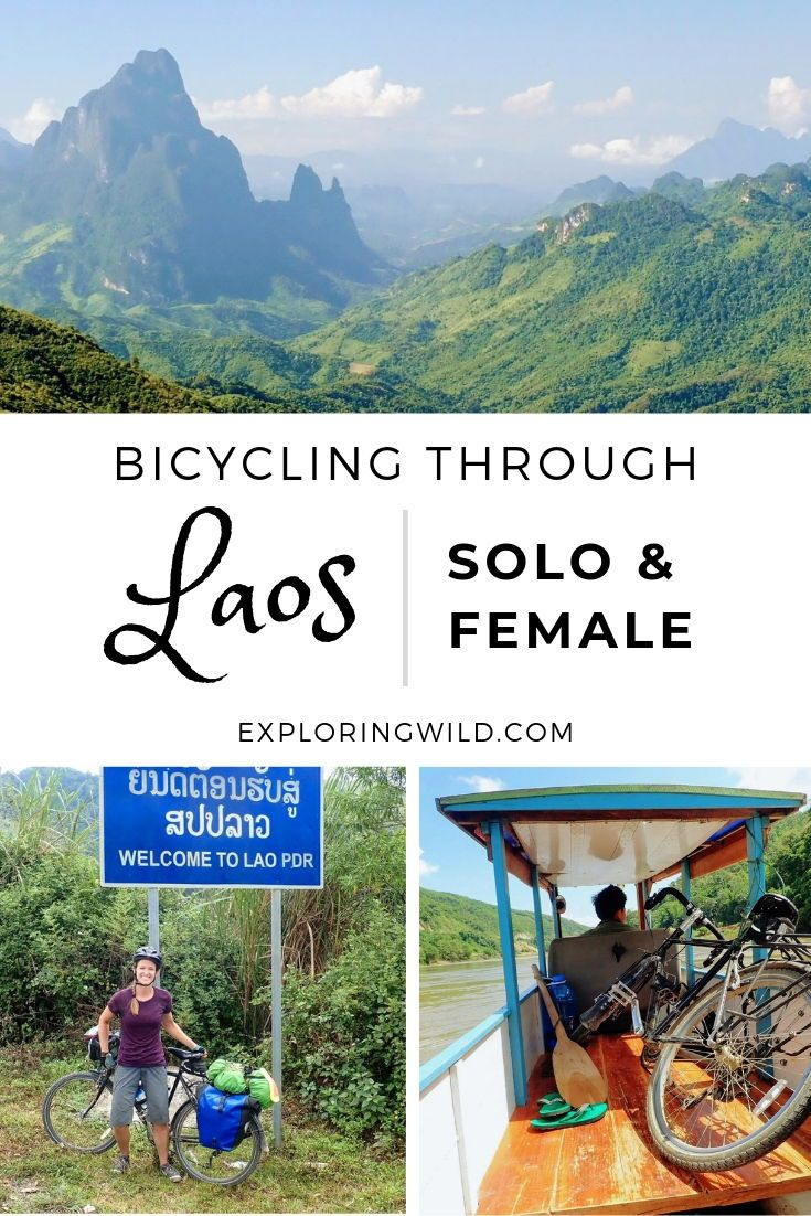 Guide to Bicycle Touring in Laos – Exploring Wild | Travel and Outdoor Blog