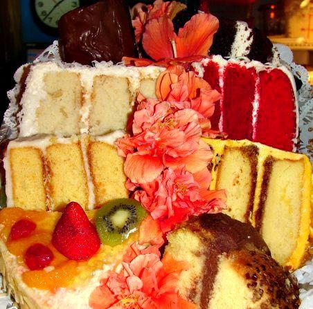 Bubble Room Captiva Cakes
