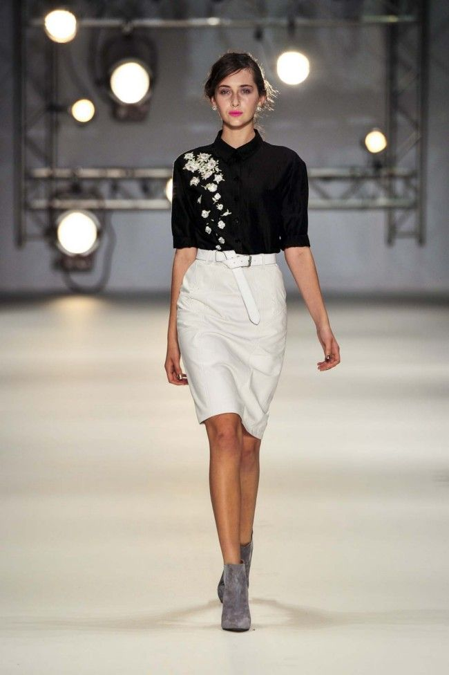 Kate Sylvester Ready-to-Wear S/S 2013/14