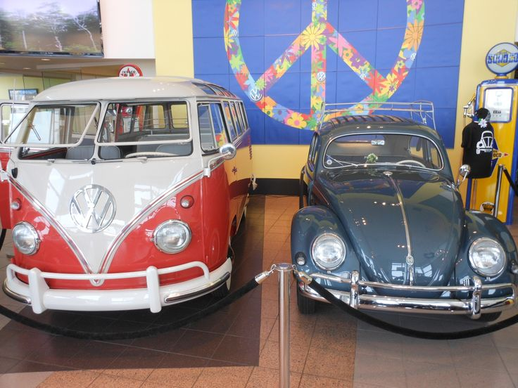 Perfectly restored and available to see at Bommarito VW in St Louis.