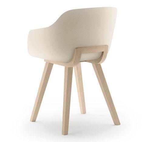 Chair. SparkassenLuftProdukteStuhl Design MöbeldesignPlastikstühleEsszimmerstühleInnenarchitekturJeans
