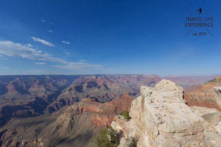 Grand Canyon South Rim © Sylvia Bentele