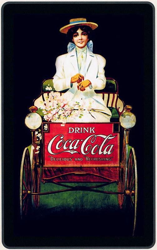 La publicidad de Coca- Cola en el siglo XlX