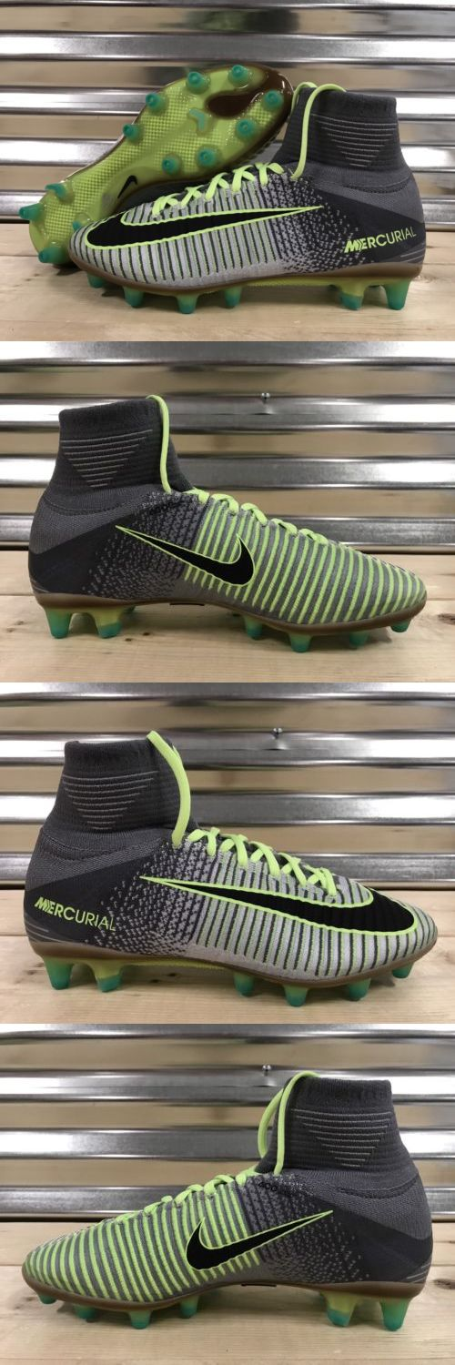 Men 109133: Nike Mercurial Superfly V Ag-Pro Soccer Cleats Pure Platinum Sz 6 ( 831955-003 ) -> BUY IT NOW ONLY: $161.49 on eBay!