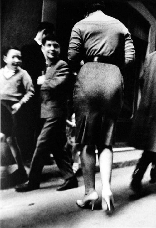 by Joan Colom  Barcelona, late '50s.