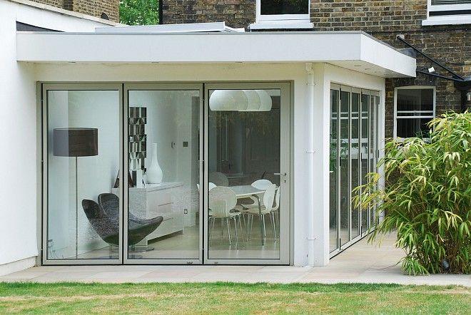 Extension folding sliding doors the sfk70 aluminium door for Sliding glass doors extension