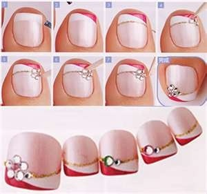 BEAUTY and NAIL TIPS -French Tips,*