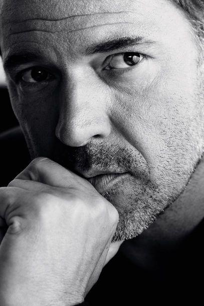 Sebastian Koch by Vogue