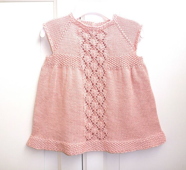 Ravelry: Project Gallery for Nancy Baby Dress pattern by Taiga Hilliard Designs