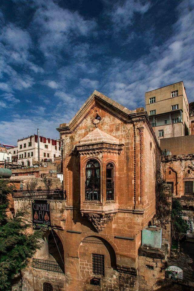 Mardin houses, TURKEY.