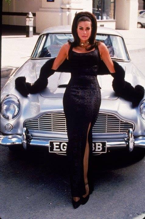 """Lois """"Bond Girl"""" Lane"""