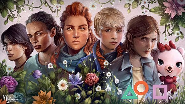 PlayStation has released a free PS4 theme to celebrate International Women's Day - you can see its background image below.        The design features Chloe Frazer and Nadine Ross from the Uncharted series, Aloy from Horizon Zero