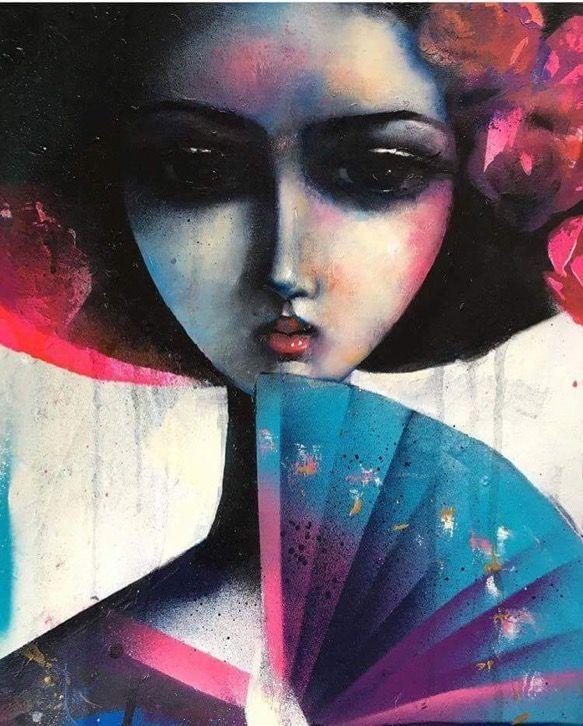 By Suzy Platt #art #artwork #artist #drawing #mystery #beautiful #woman
