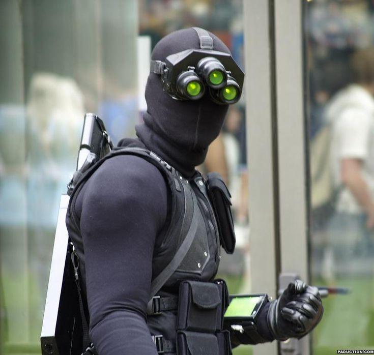 sam fisher splinter cell - Splinter Cell Halloween Costume