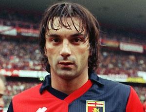 Il Capitano, numero 6 del Genoa Cfc per l'eternità.