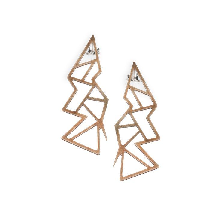 Uneven Earrings