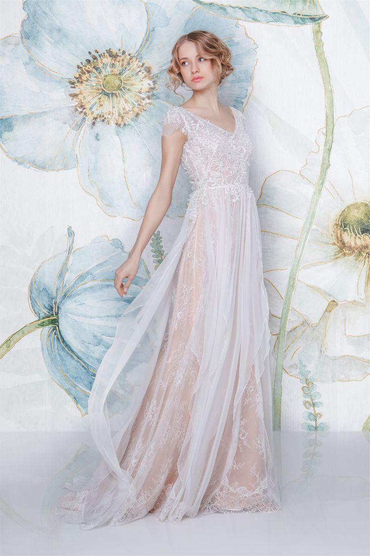 The 95 best Hochzeitskleider images on Pinterest | Wedding dressses ...