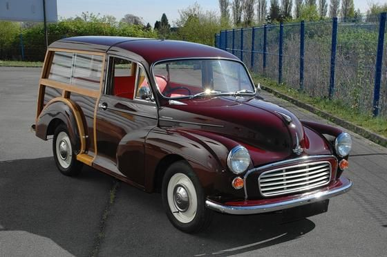 Morris Minor Traveler Wagon. 1965. Maintenance/restoration of old/vintage vehicles: the material for new cogs/casters/gears/pads could be cast polyamide which I (Cast polyamide) can produce. My contact: tatjana.alic@windowslive.com