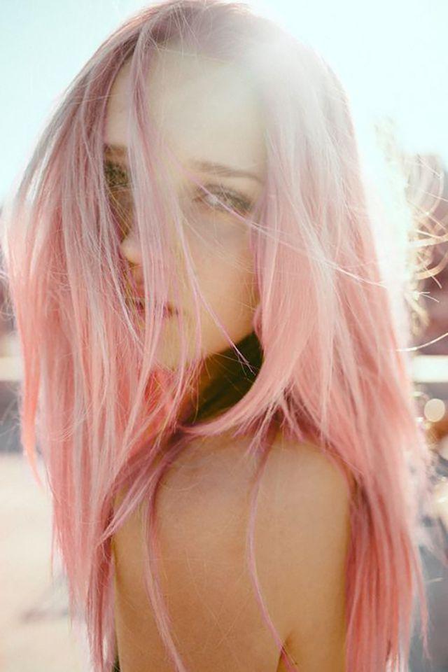 milowcostblog: obsesión: pelos de colores