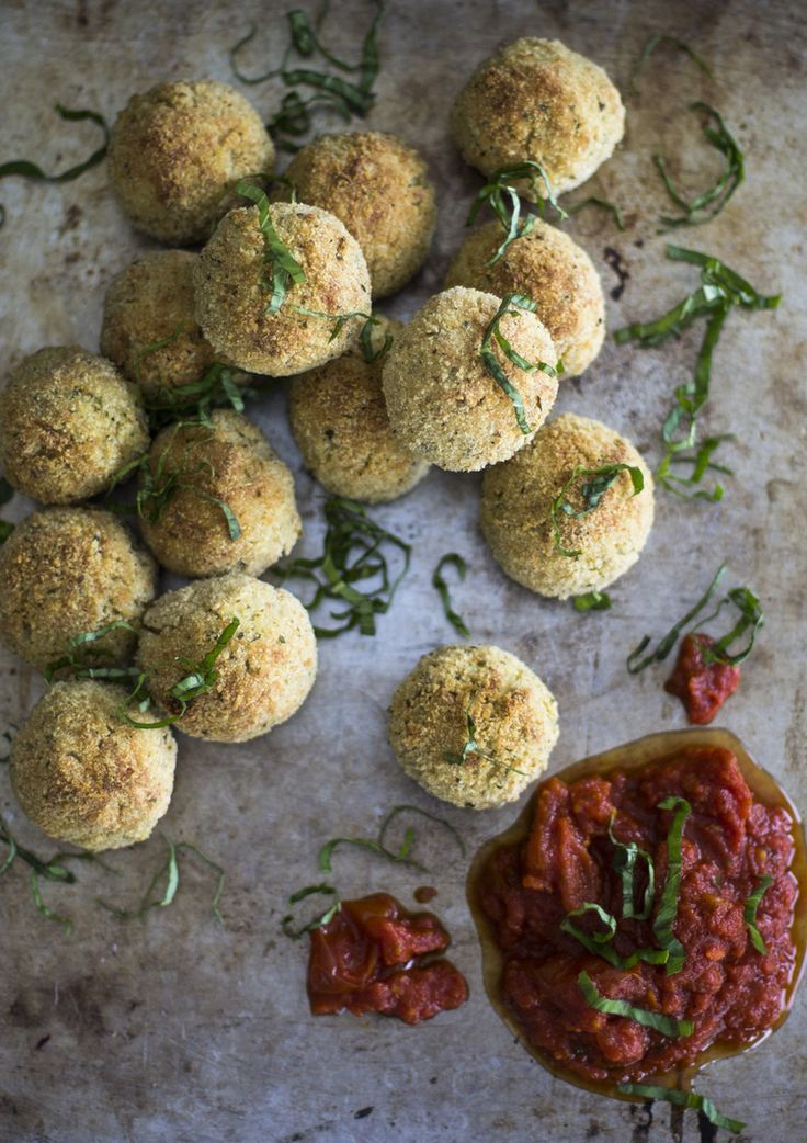 1000 ideas about risotto balls on pinterest risotto - Olive garden crispy risotto bites ...