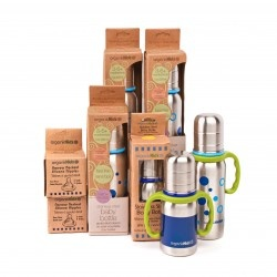 organicKidz - Stainless Steel Bottle Bundle
