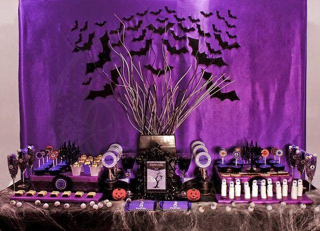 decorao de halloween ou dia das bruxas para crianas adolescentes e adultos de arrepiar inspirao - Halloween Dia