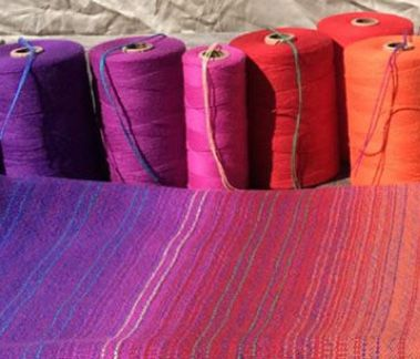 Handwoven is proud to present a brand new eBook of original woven baby wrap designs.