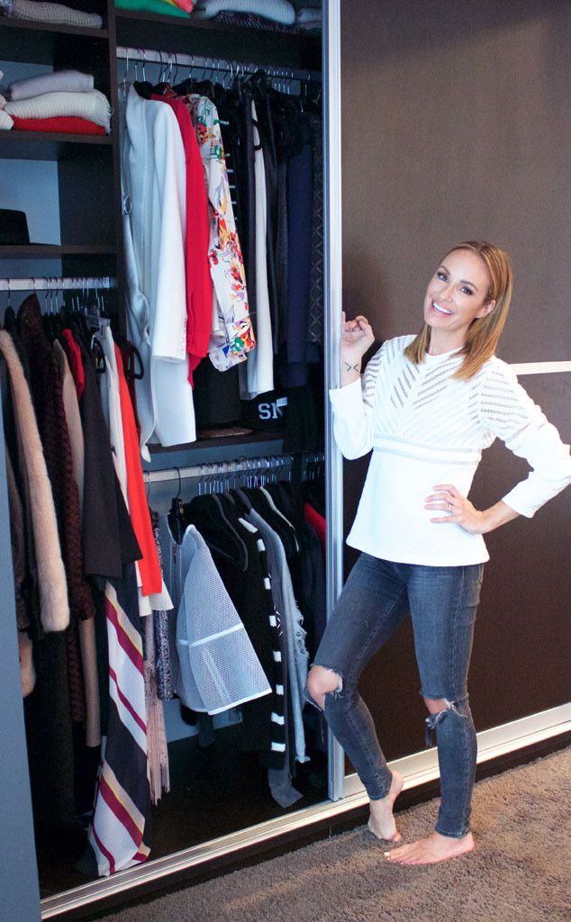 Catt Sadler takes us inside her closet and shares her favorite pieces.
