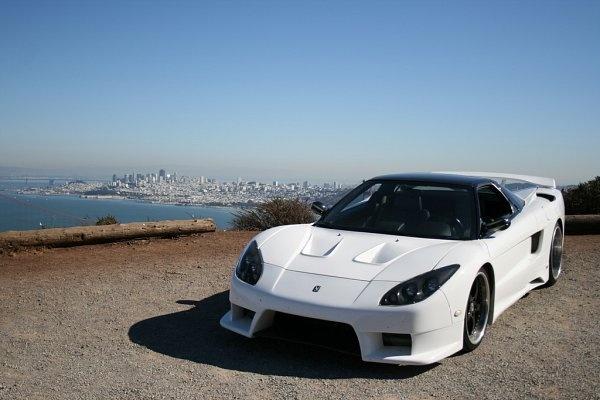 Modified 1994 Acura Veilside Fortune NSX