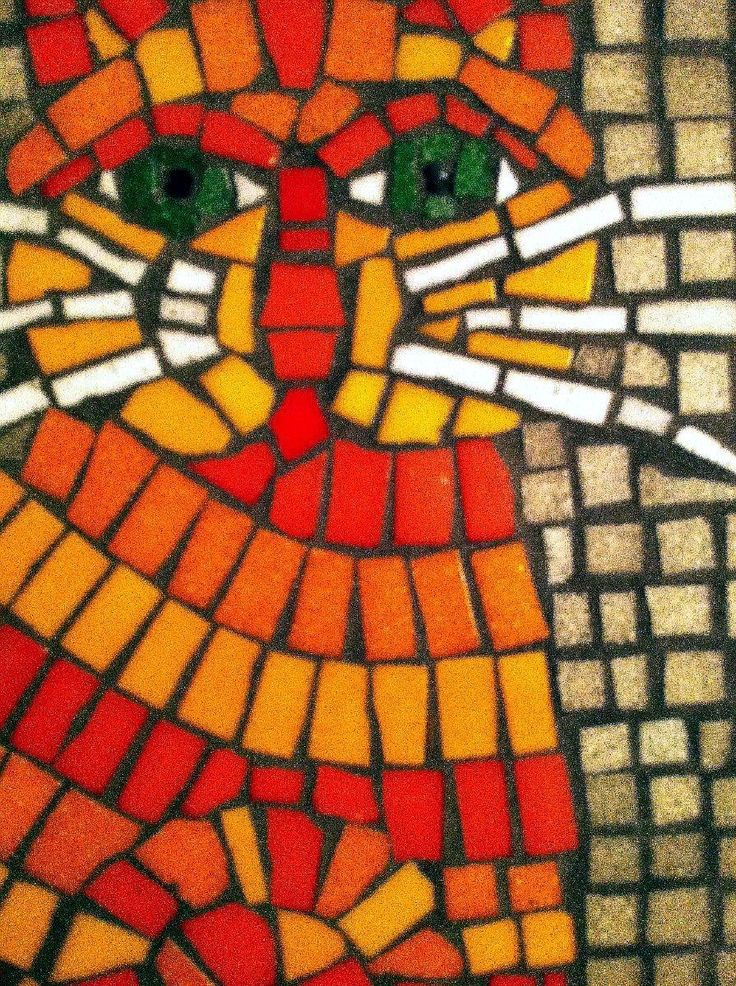 Book your introduction to mosaic #4 workshop with /kra:ft/ and go to Menthon-Saint-Bernard, France to discover this savoir-faire!