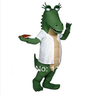 >> Click to Buy << MASCOT Ali Gator mascot costume custom fancy costume cosplay kits  mascotte theme fancy dress carnival costume #Affiliate