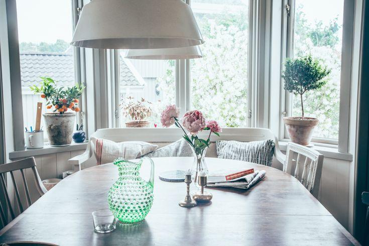 At Emma von Brömssen's home. Photo Kristin Lagerqvist, styling Johanna Bradford