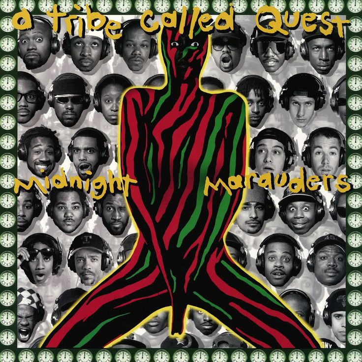 "15.7k Likes, 493 Comments - Worldstar Hip Hop (@worldstar) on Instagram: ""24 years ago today, #ATribeCalledQuest released 'Midnight Marauders' featuring the tracks…"""