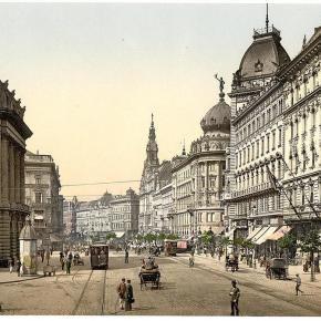 Budapest Hungary 1900