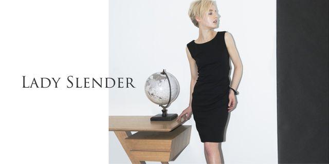 GHITA/ジータ Lady Slender