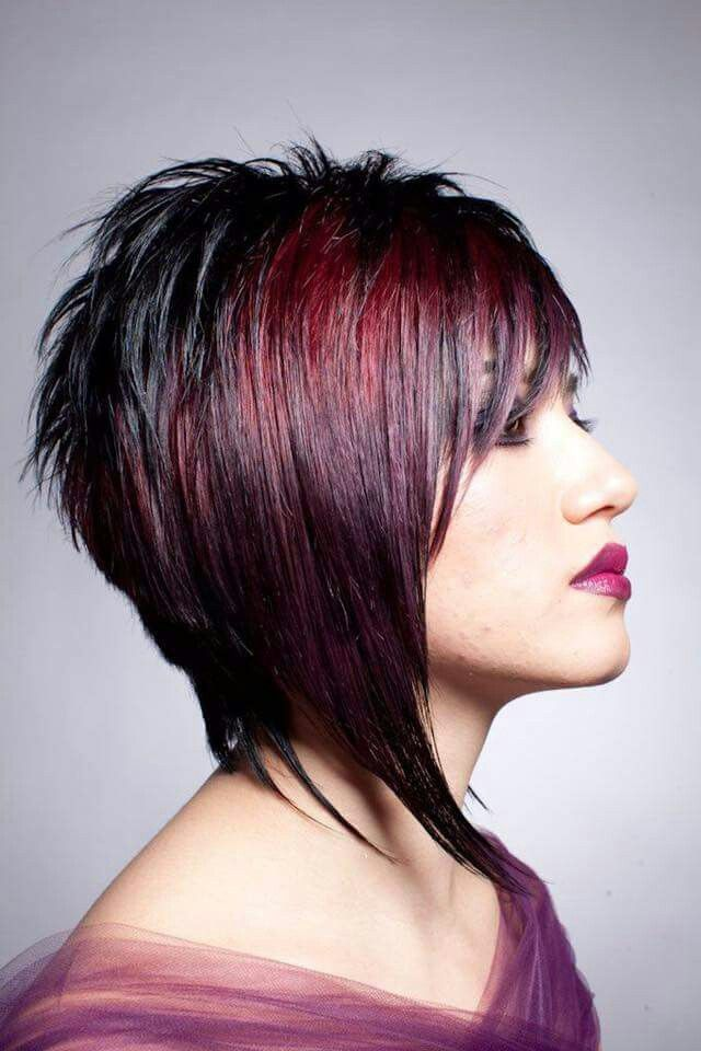 30 Funky Medium Hairstyles For Straight Hair Hairstyles Ideas