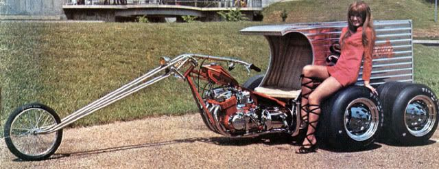 Re: AEE Choppers - Big Twin update Images - Frompo