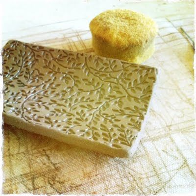 kylie parry studios: Making Soap Dishes- How To