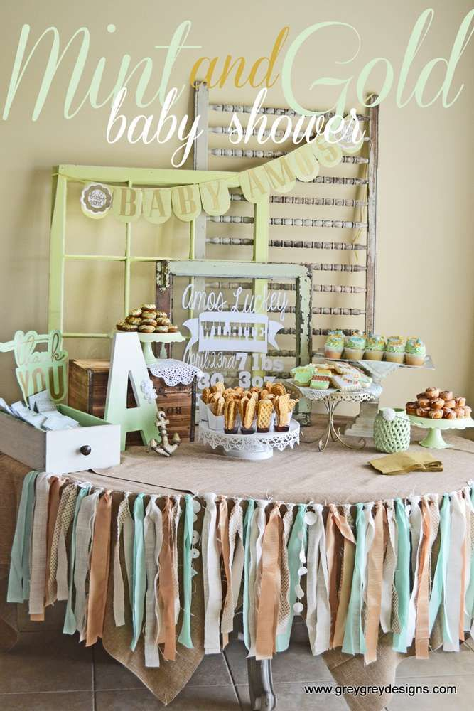 Baby Shower Party Ideas | Photo 1 of 37
