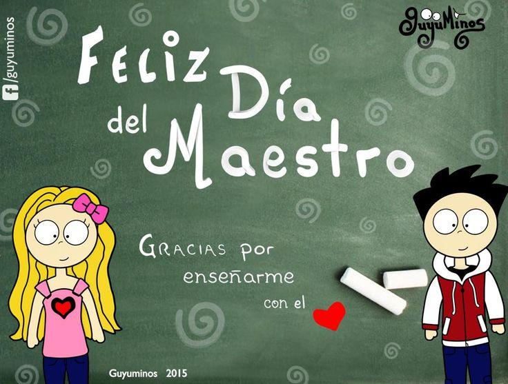 168 best images about día maestro-educadora on Pinterest