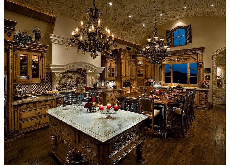 735 Best Kitchens   Traditional Images On Pinterest | Dream Kitchens, Luxury  Kitchens And Home
