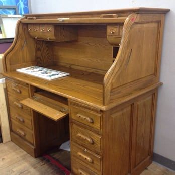 Photo of Team Amvets Thrift Store - Long Beach, CA, United States. I got this great oak roll top desk, pretty good condition and good price