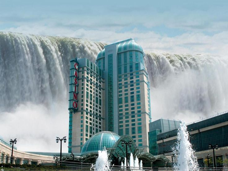 Great Photo Of A Hotel Near Niagara Falls Travel Places Rt
