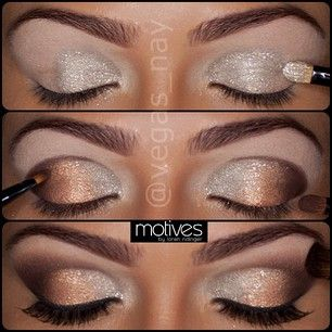 Pretty.... If you haven't tried Motives Makeup yet, I suggest you get on it!!!