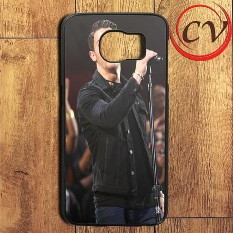 Nick Jonnas Samsung Galaxy S7 Edge Case