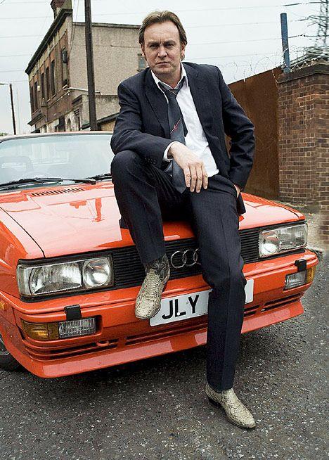 Philip Glenister - Life on Mars... MY FUTURE CAR!