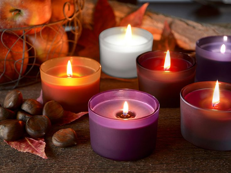 Candles to light up the autumn - duni Ibiza - create a cosy mood and snuggle up together goodfoodmood