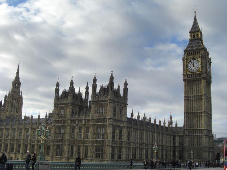 Vivre à Londres: Visiter Londres: Quartier de Westminster