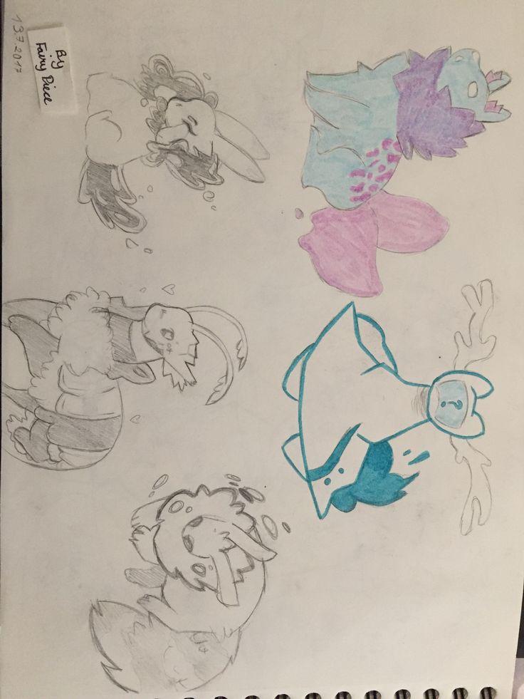 Arty by Fairy Piece    Original by: @Crydiaa